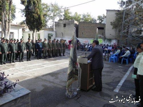 دفاع و تقدیم شهدا برای انقلاب و امنیت کشور بیانگر رشادت و ایثار شماست