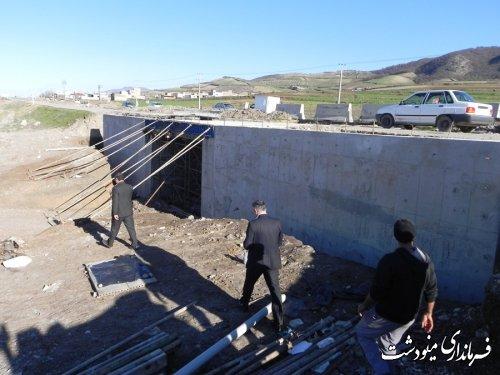 ساخت دو زیر گذر برای حادثه خیز ترین جاده استان گلستان