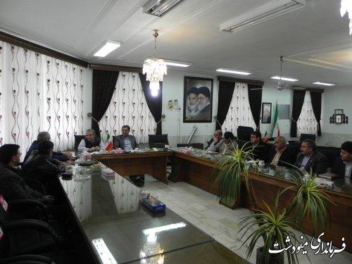 پرداخت وام به 80 نفر از مدد جویان کمیته امداد امام خمینی (ره) مینودشت