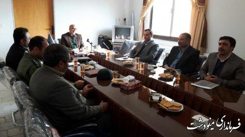 ششمین جلسه کمیته پیشگیری و رسیدگی به تخلفات انتخاباتی