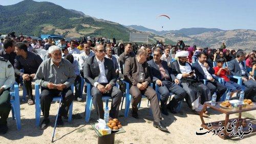 فرماندار مینودشت : توانمندی روستاها در جشنواره های بومی و محلی شناخته می شود
