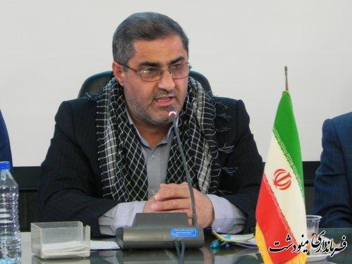 ملت ایران مسلح به دو سلاح مهم ، ایمان و ولایت هستند