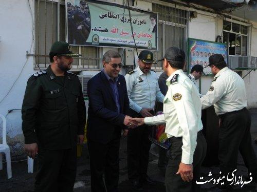 امروز نیروی انتظامی امین ملت ایران است