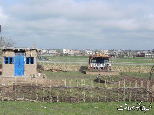 برگزاری جشن ملی نوروزگاه در زمین ورزشی روستای القجر