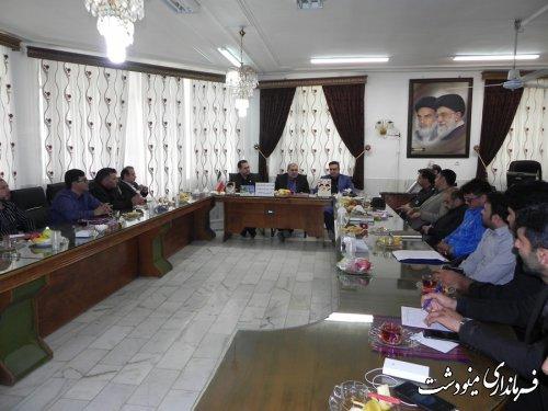 فرماندار مینودشت بر ضرورت حمایت مجموعه های فرهنگی با موضوع کتاب تاکید کرد