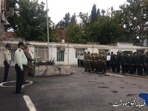 نیروی انتظامی مجموعه ای مقتدر و مردمی