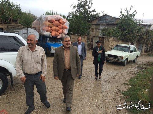 تخصیص اعتبار آب رسانی به روستای النگ در بودجه امسال قرار گرفت