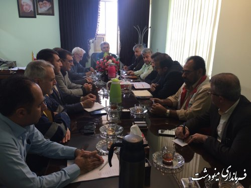 برگزاری برنامه های عملی در هفته پدافند غیر عامل در شهرستان مینودشت