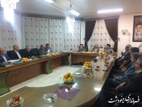 اخلاص و همت دو ویژگی خادمین موکب حضرت زینب (س) شهرستان مینودشت بود