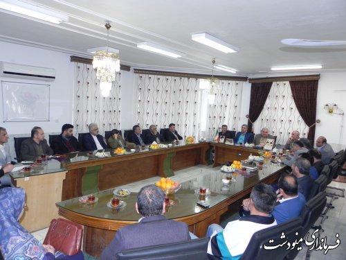 تعامل احزاب سیاسی تاثیر بسزایی در توسعه شهرستان دارد