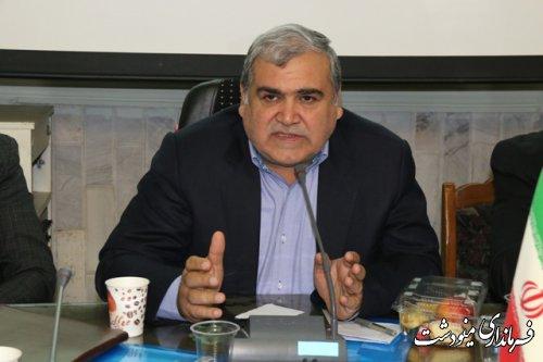 همایش فصلی حراست های تابعه استانداری گلستان در شهرستان مینودشت برگزار شد