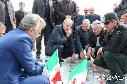 در دهه فجر و سفر رئیس جمهوری به گلستان هفت هزار پروژه در استان افتتاح و کلنگ زنی شد