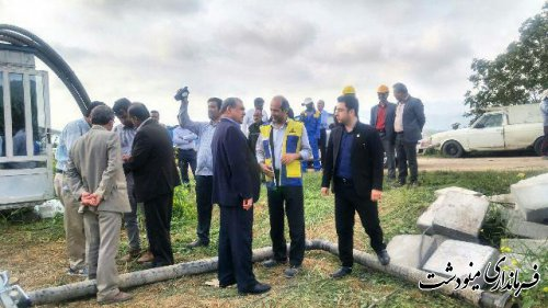 سید رضا طباطبایی فرماندار مینودشت : با تلاش شبانه روزی اکیپ های مهندسی، مشکل گاز 21 روستا برطرف شد