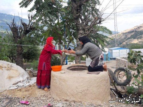 افتتاح متمرکز 9 واحد بومگردی درسطح روستاهای شهرستان مینودشت