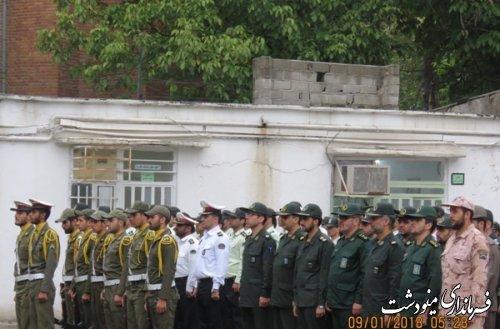 فرهنگ شهادت طلبی، رهبری الهی و معنوی و اتحاد و همبستگی مردم مولفه های اصلی اقتدار ملت ایران است