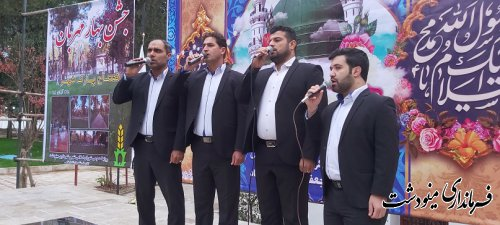 کلنگ احداث پردیس سینمائی شهرستان مینودشت به زمین زده شد
