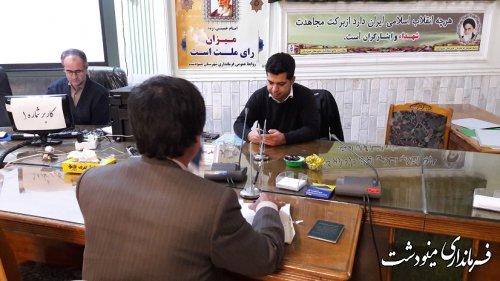 گزارش تصویری ششمین روز ثبت نام داوطلبین انتخابات مجلس شورای اسلامی