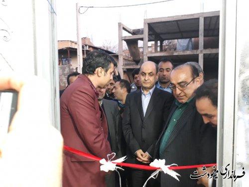 احداث خانه برای یکی از اعضاء خانواده کمیته امداد حضرت امام (ره) درشهر دوزین