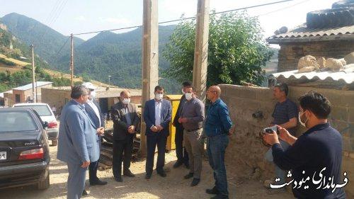 اجرای طرح هادی در روستای هدف گردشگری ترسه میتواند وضعیت اقتصادی مردم روستا را متحول کند