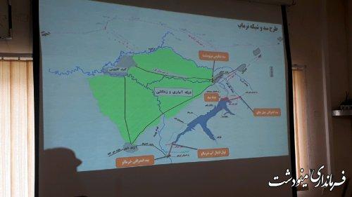 رفع مشکلات پروژه سد نرم آب و اهالی جنگلده بالا باید همزمان صورت پذیرد