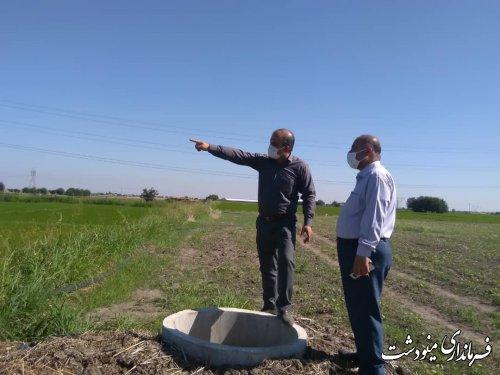 احیاء و مرمت بیش از 1.5 کیلومتر از قنات های کشاورزی مینودشت با اعتباری بالغ بر 297 میلیون تومان
