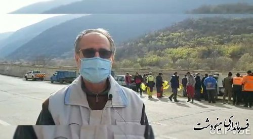 مشارکت فرماندار مینودشت به همراه شهرداران و دهیاران در دومین مرحله پاکسازی پارک ملی گلستان