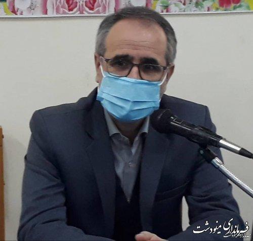 صلاحیت 58 نفر از داوطلبین ششمین دوره انتخابات شوراهای شهرمینودشت و دوزین تائید شد