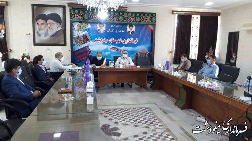 موفقیت شورای شهرستان به عملکرد اعضای آن بستگی دارد